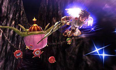 Kid Icarus Uprising pics
