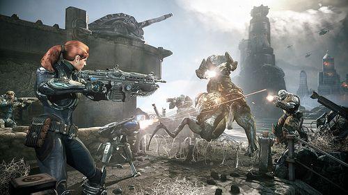 Gears of War Judgment pics