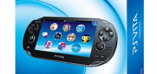 PS Vita screenshot