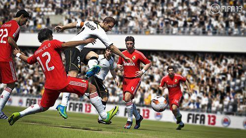 FIFA 13 review pics