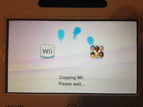 Wii U pics