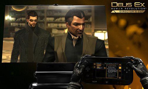 Deus Ex Human Revolution Directors Cut pics