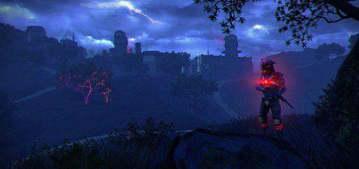 Far Cry 3 Blood Dragon screenshot