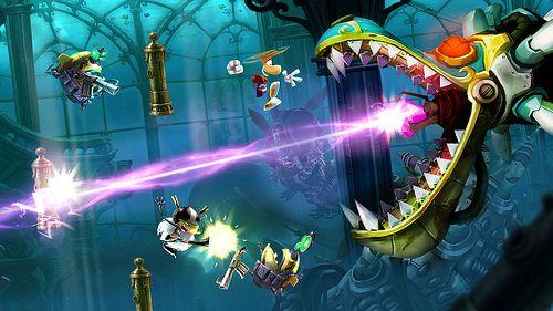 Rayman Legends review pics