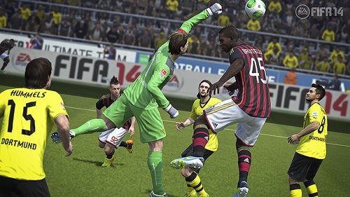 FIFA 14 review pics