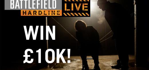 Battlefield Hardline Live