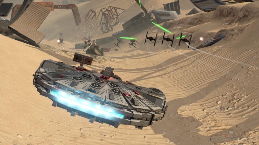 LEGO Star Wars The Force Awakens screenshots